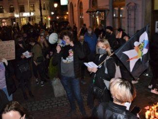 Proteste Polen Abtreibungsgesetz