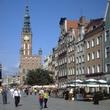 Danzig Langer Markt Rathaus