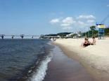 An der polnischen Ostseeküste; Foto: B.Jäger-Dabek