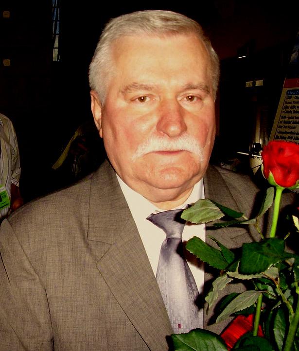 Lech Walesa, Foto: S?awek, CC-BY-SA-2.0