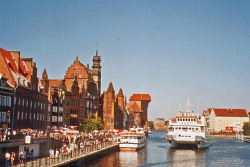 Welttreffen der Danziger in Gdansk
