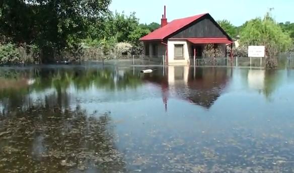 Hochwasser in Polen und kein Ende
