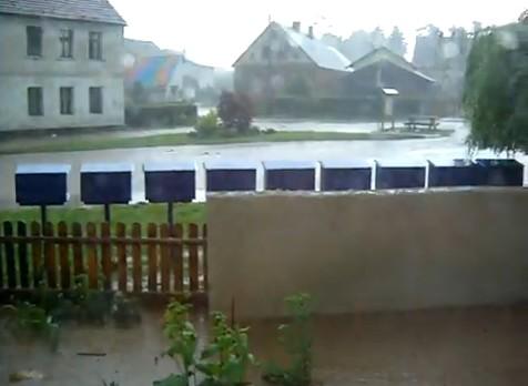 Hochwasser in Polen: 15.000 Haushalte betroffen