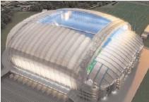 Arena in Poznan wird mit Sting-Konzert eröffnet