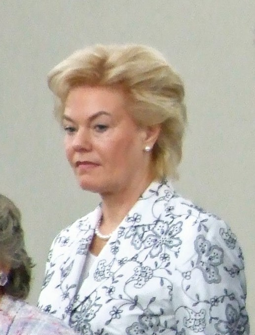 Erika Steinbach Vorsitzende des BdV