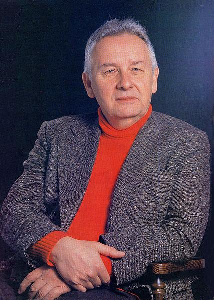 """Henryk Gorecki 1993,Studio"""" 11/12 1993, S.8"""