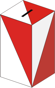 Wahlurne: Kommunalwahl in Polen