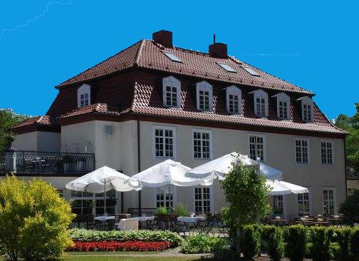 Hotel Dwor Oliwski Danzig