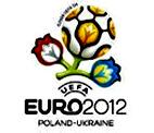 EURO 2012 Uefa, Logo der Fußball-Europameisterschaft 2012