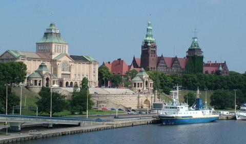 Hafenstadt Stettin wird Metropolregion, Foto: B.Jäger-Dabek