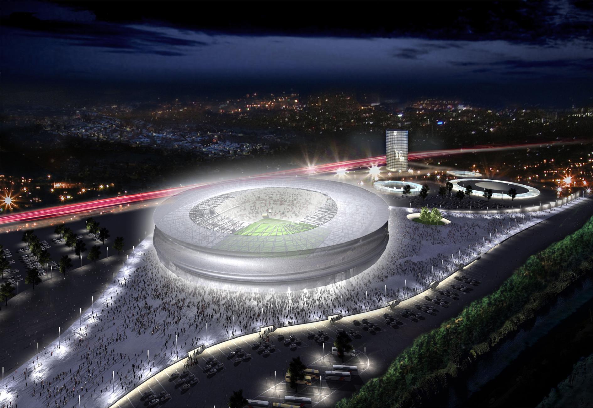 Stadion Breslau