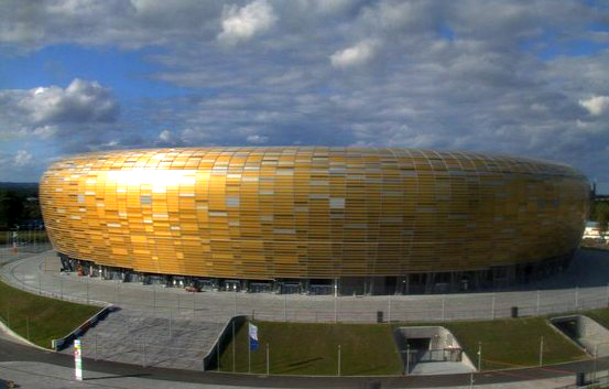 Baltic Arena Danzig