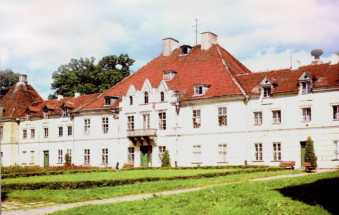 Schloss Steinort