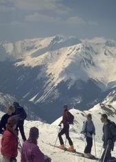 Skigebiet Tatra Polen; Foto: Polnisches Fremdenverkehrsamt
