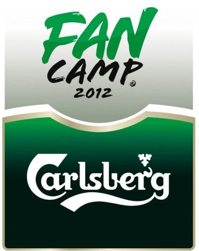 Carlsberg Fancamp zur EURO 2012 in Polen
