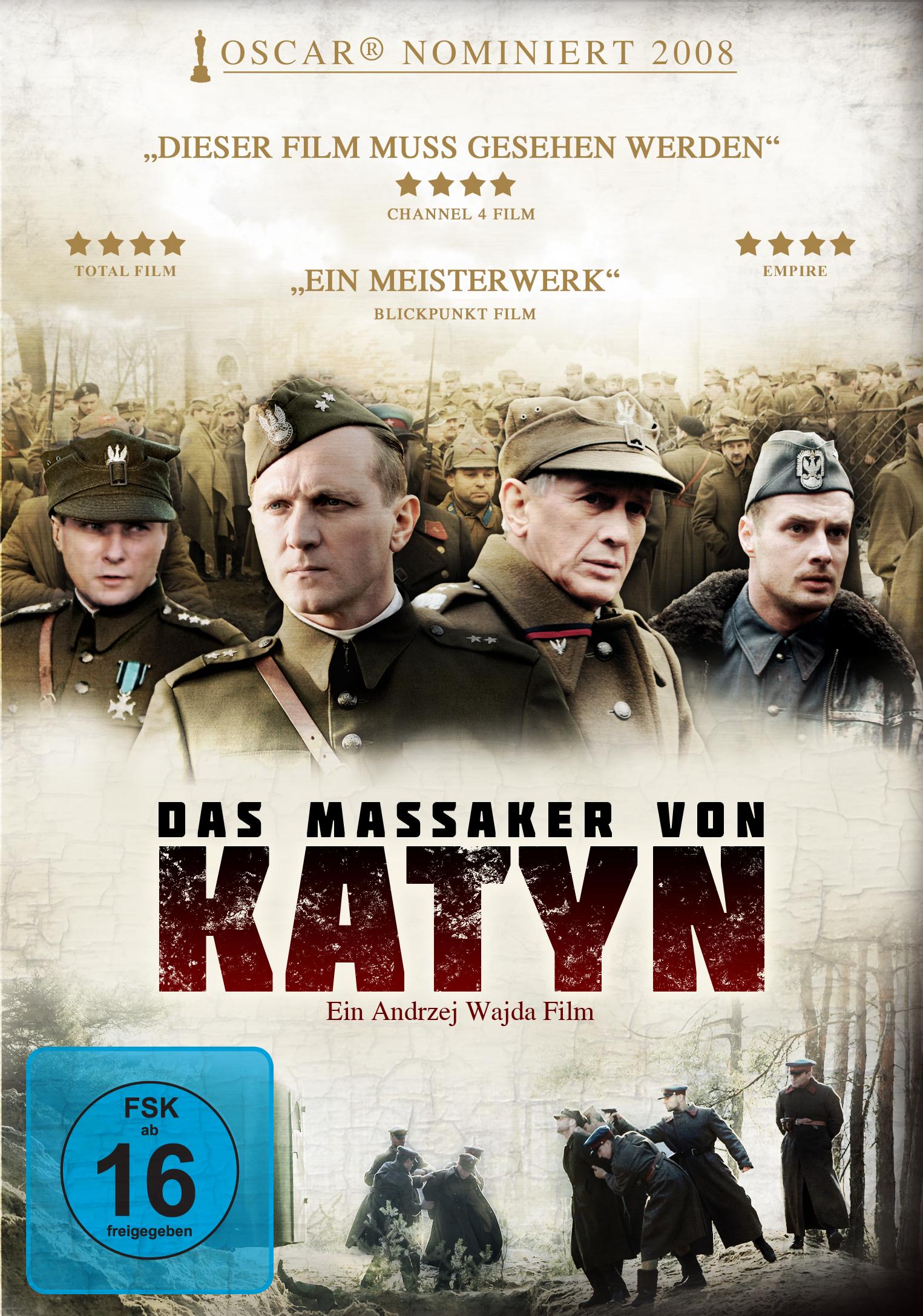 Katyn: Film von Andrzej Waida erinnert an das Leid der Opfer und Familien