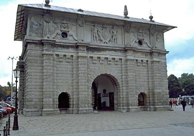 Neue Tourismusinformation im Hohen Tor in Danzig