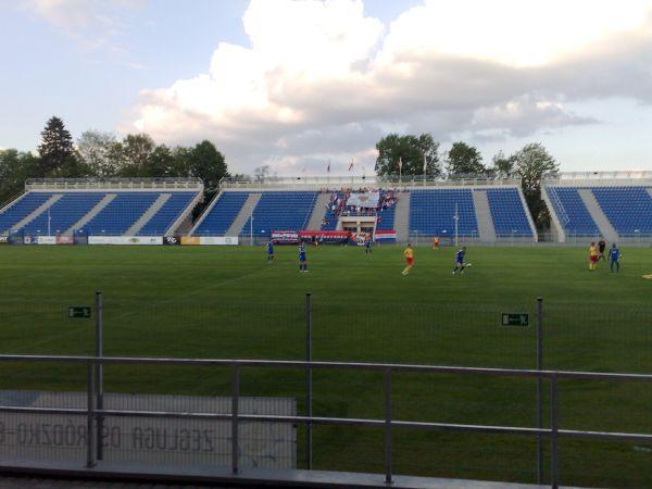 Stadion Ostroda