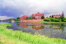 Die Marienburg (Malbork)