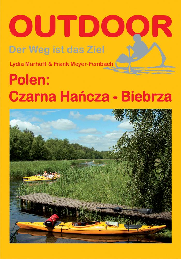 Cover Czarna Hancza - Biebrza