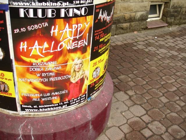 Halloween hat auch in Polen Einzug gehalten, Foto: Wikimedia Commons, Silar