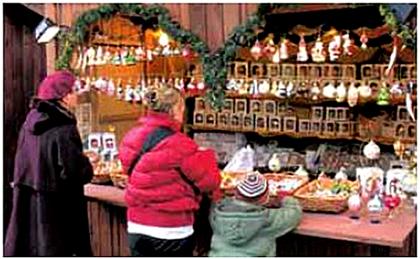 Weihnachtsmarkt in Krakau, Foto: Polnisches Fremdenverkehrsamt