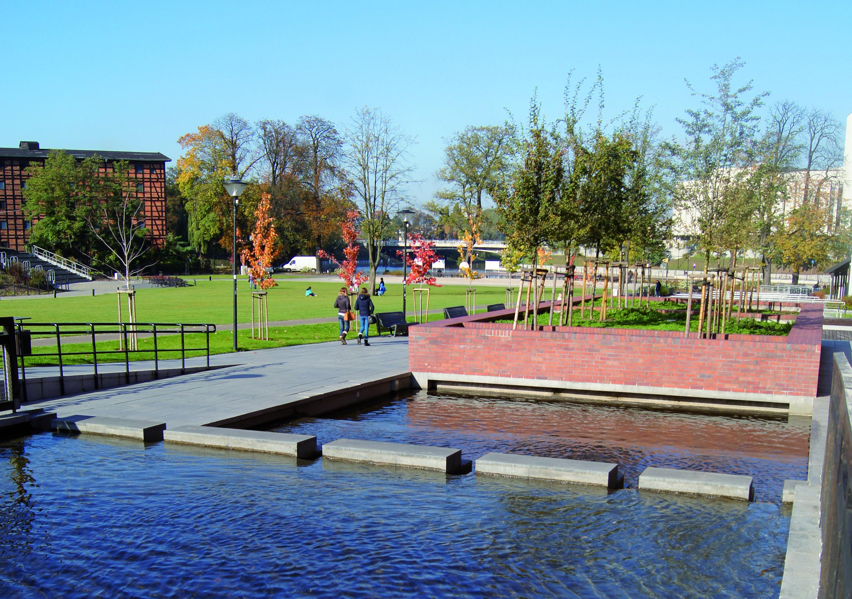 Mühleninsel in Bydgoszcz (Bromberg), Foto: Klaus Klöppel, Poln. Fremdenverkehrsamt
