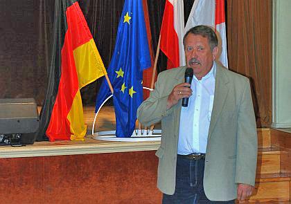 Henryk Hoch, Vorsitzender des Dachvebands der Vereine der deutschen Minderheit in Ermland und Masuren, Foto: Brigitte Jäger-Dabek