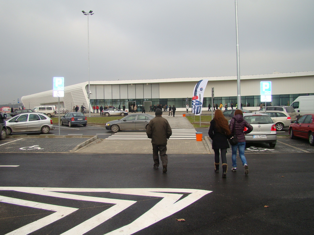Lublin Airport, Foto: Wikimedia Commons,  MAx 92