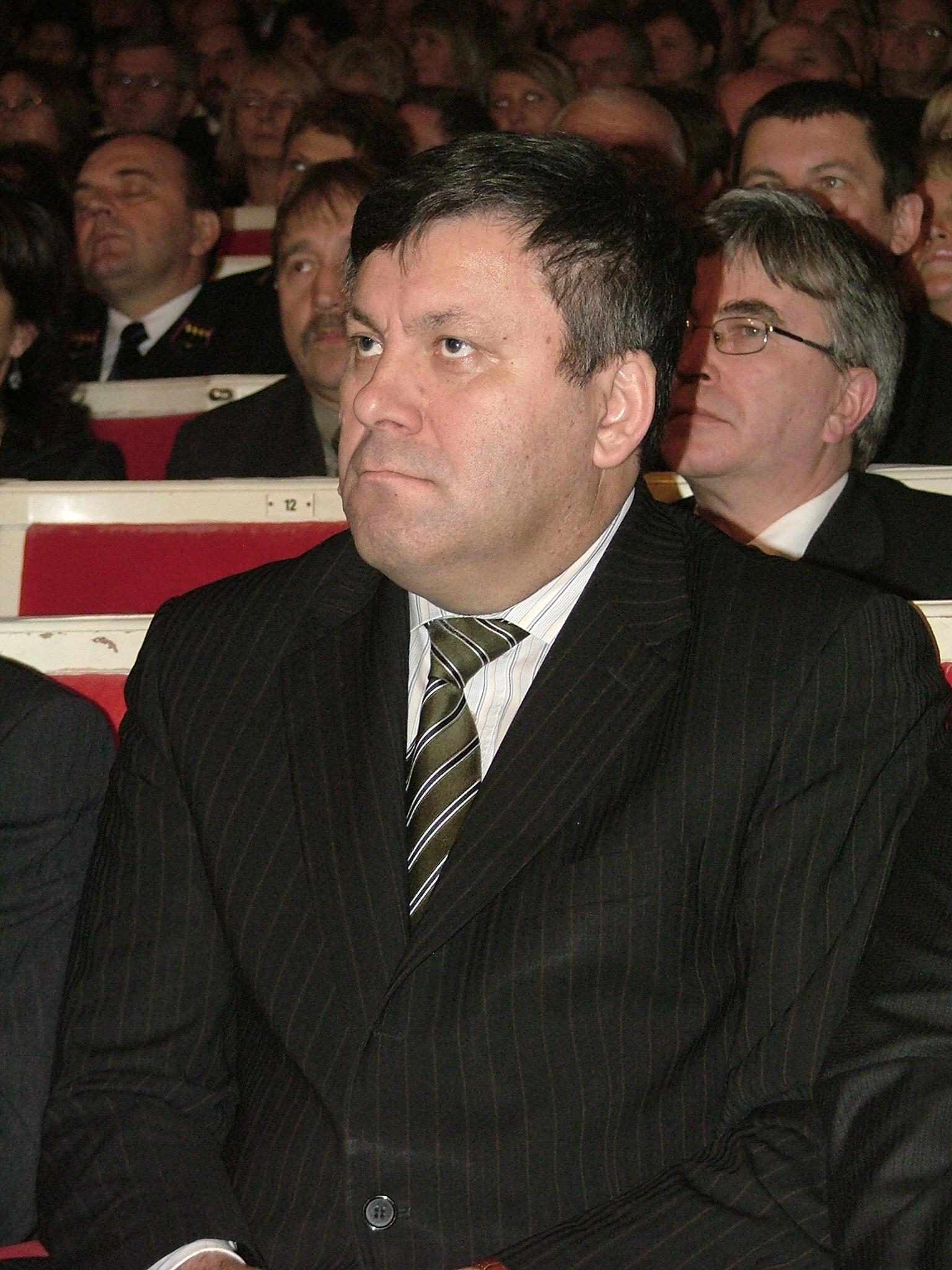 Janusz Piechocinski, Wirtschaftsminister Polen, Parteivorsitzender PSL