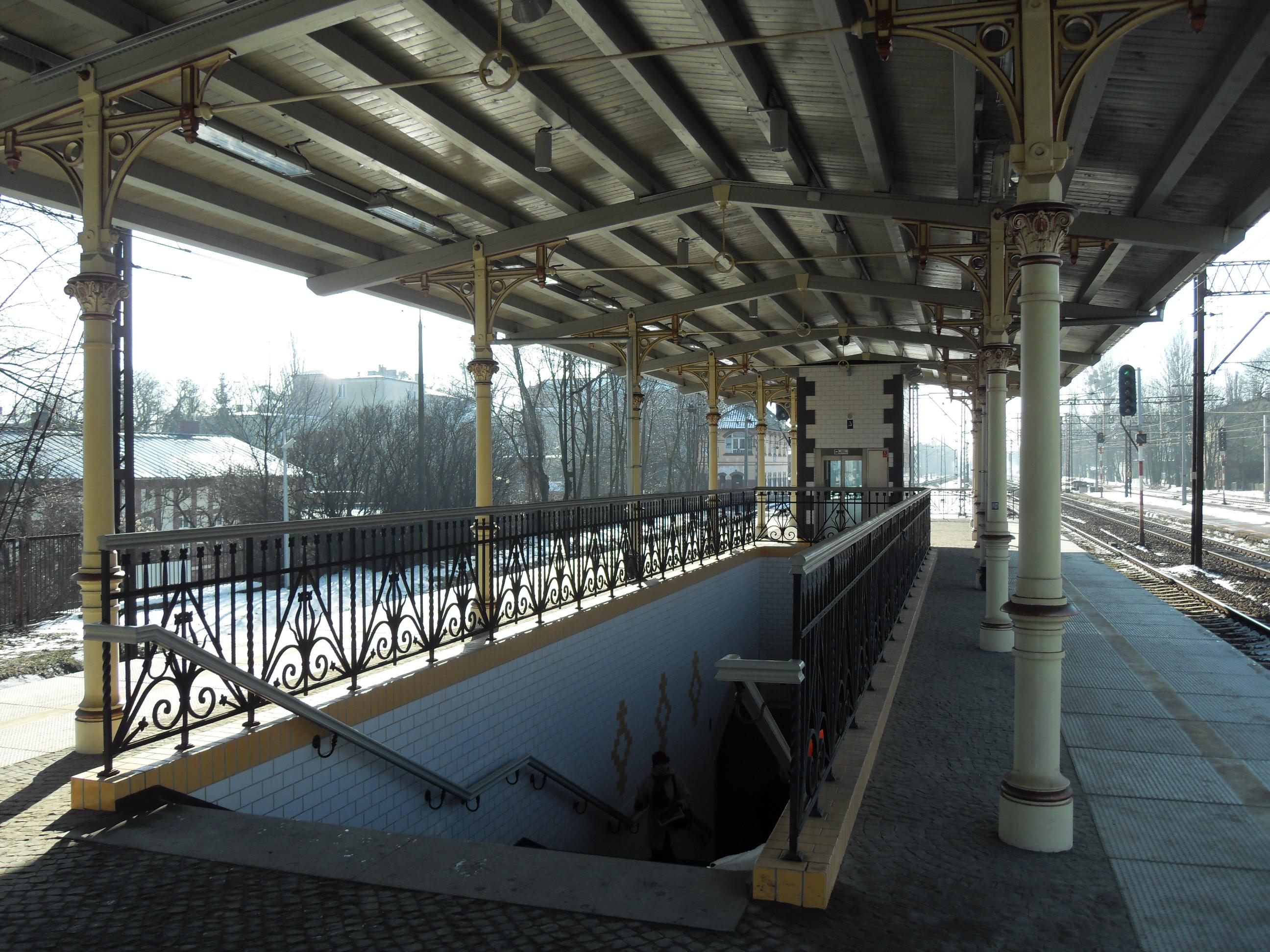 Bahnhof Sopot, Foto: Wikimedia Commons, Artur Andrzej