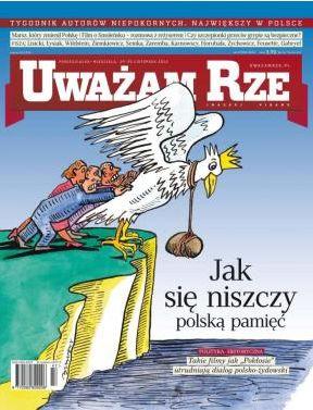 Uwazam Ze, Ausgabe vom 19.11.2012 zum Film Poklosie