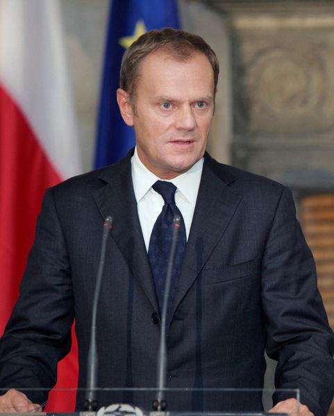 Polens Premier Donald Tusk, Foto: Wikimedisa Commons, ???????????? ??? ???????