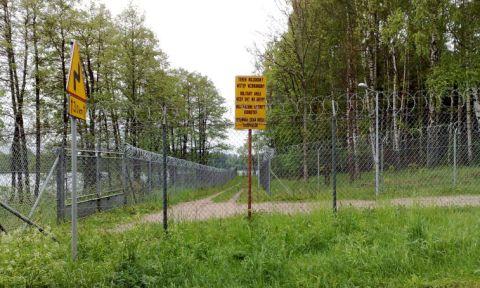 Stare Kiejkuty,  in Masurens Wäldern verstecktes CIA-Gefängnis, Foto: Brigitte Jäger-Dabek