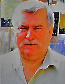 Lech Walesa, Ex-Präsident Polens und Friedensnobelpreisträger, Foto: Brigitte Jäger-Dabek