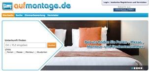Monteurzimmer mieten und vermieten beiaufmontage.de