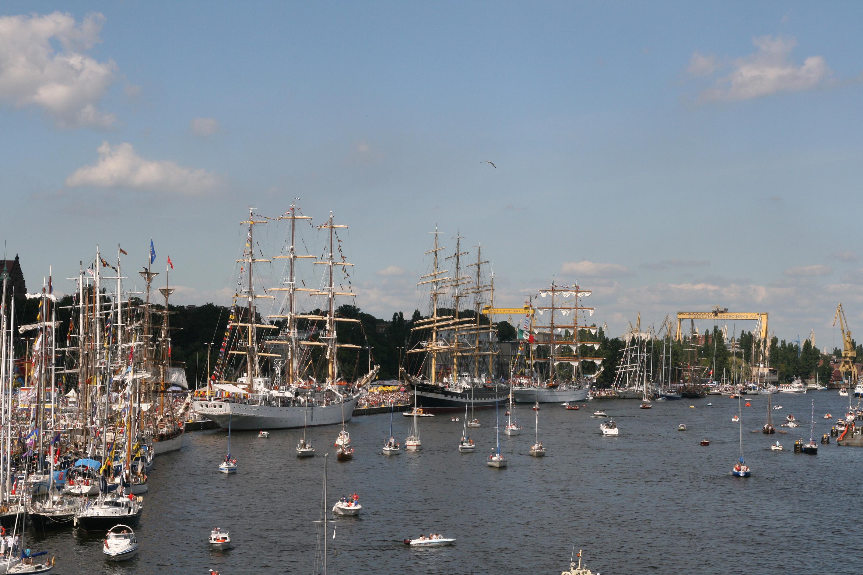 Tall Ships' Races in Stettin - Archivfoto von 2007 (Foto: Stadt Szczecin)