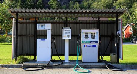 LPG-Tankstellen, Foto: Flickr.com BY © CoreForce