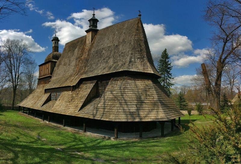 Zum UNESCO-Weltkulturerbe erklärt: Orthodoxe Holzkirchen in Südpolen, Foto: Polnisches Fremdenverkehrsamt