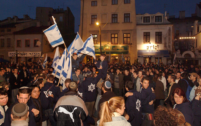 Events in Polen -Jüdisches Kulturfestival Krakow Kazimierz, Foto: Polnisches Fremdenverkehrsamt