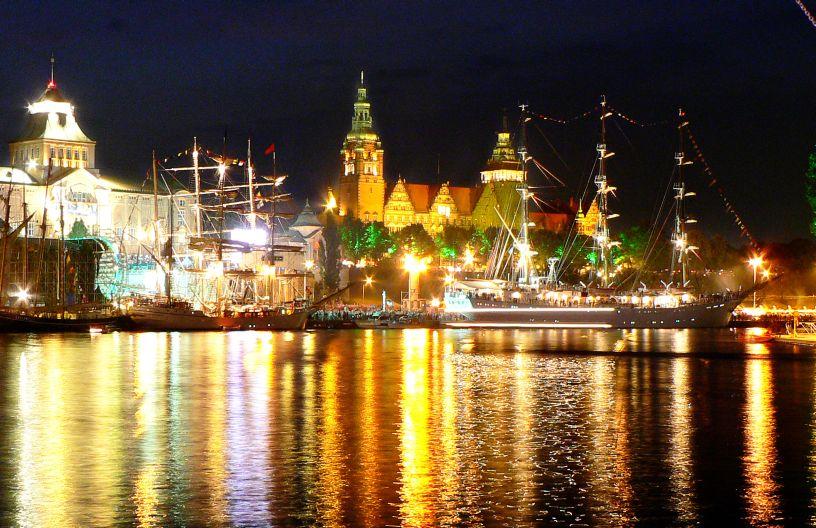 Tall Ships' Race in Stettin/Szczecin, Foto: Polnisches Fremdenverkehrsamt