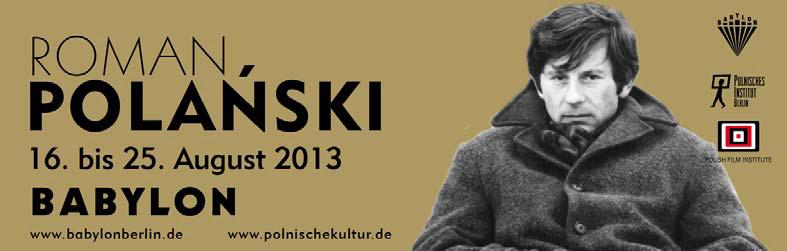 Polanski Retrospektive im Berliner Babylon, Foto: www.babylonberlin.de