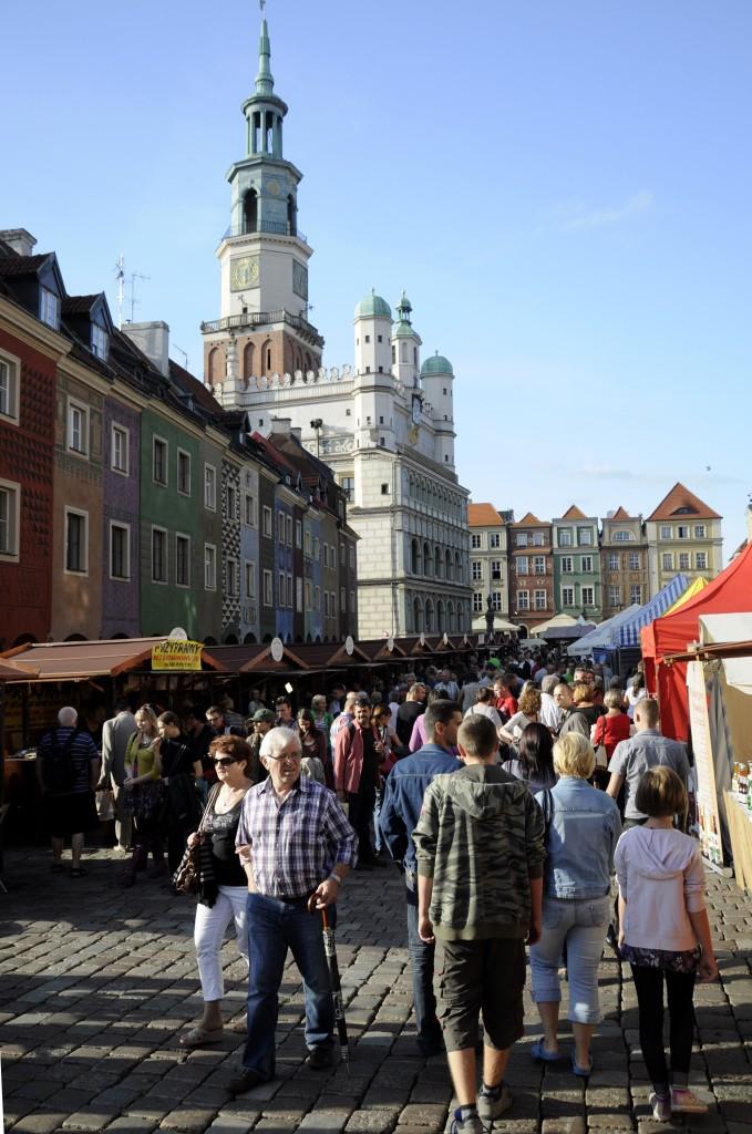 Poznan, Polen, Festival des guten Geschmacks, Foto: ofds