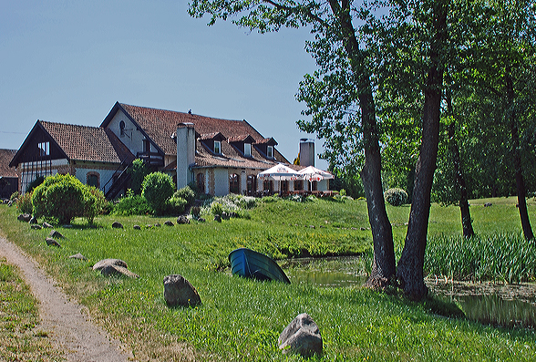 Landurlaub in Polen, Ferien auf dem Bauernhof, Foto: B.Jäger-Dabek