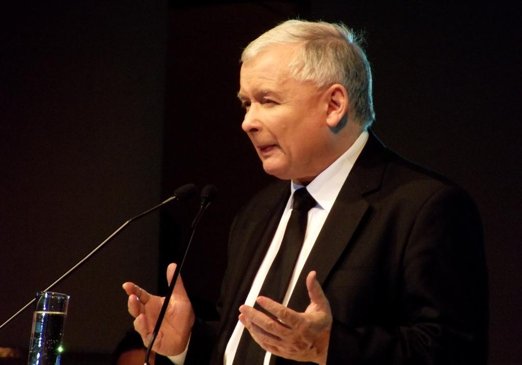 PiS-Parteivorsitzender Jaroslaw Kaczynski, Foto: Piotr Drabik, CC-BY-2.0