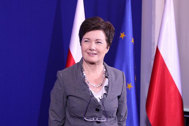 Warschauer Stadtpräsidentin Hana Gronkiewicz-Waltz, Foto: PlatformaRP, CC BY-ND 2.0