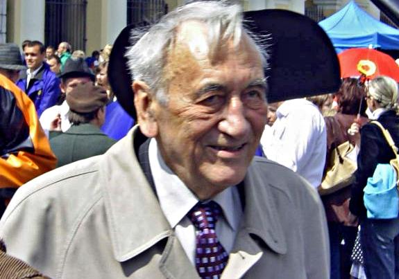 Tadeusz Mazowiecki, Foto:Ireneusz S. Wierzejski, GFDL