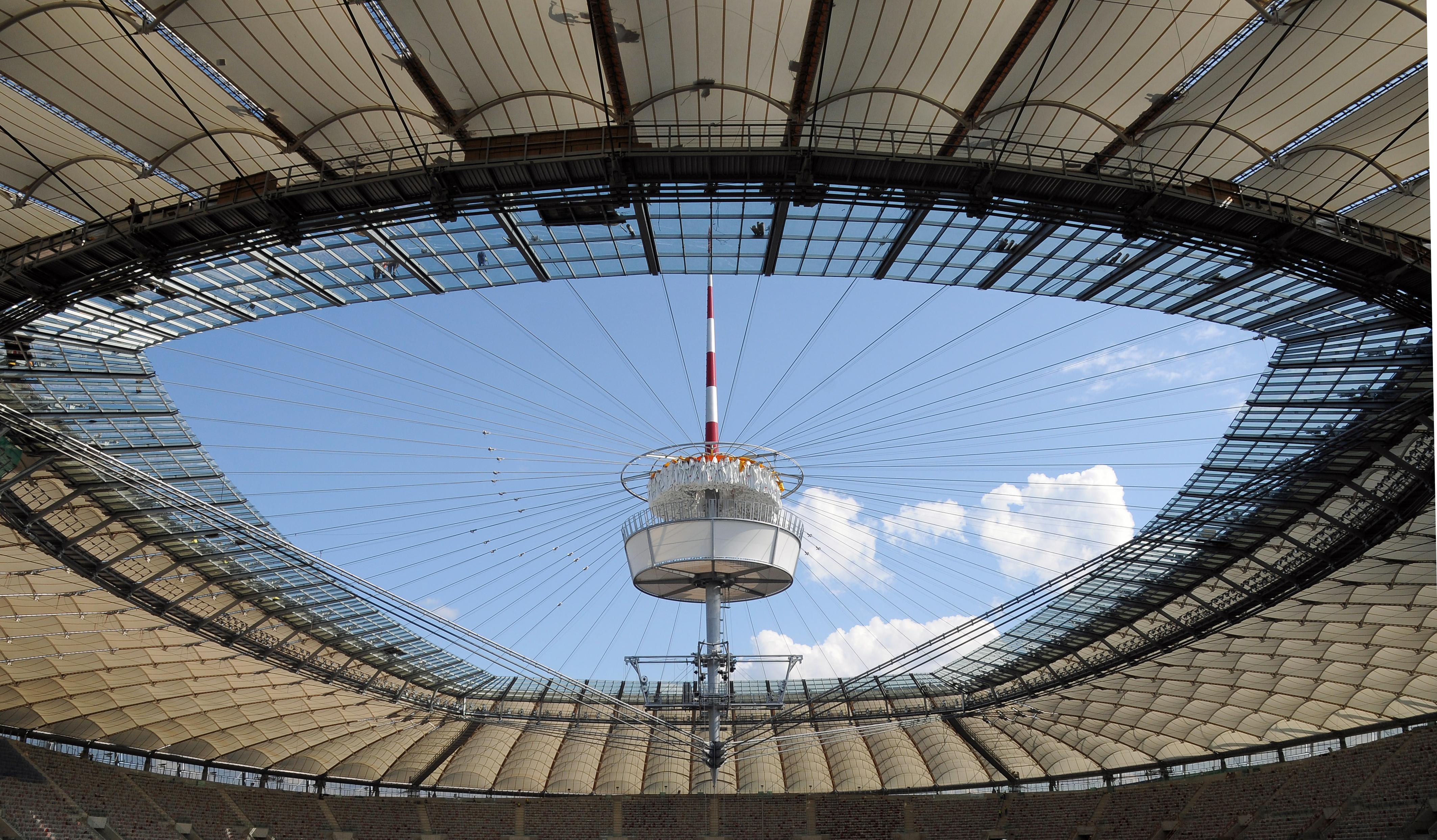 Nationalstadion Warschau, Foto: Polnisches Fremdenverkehrsamt