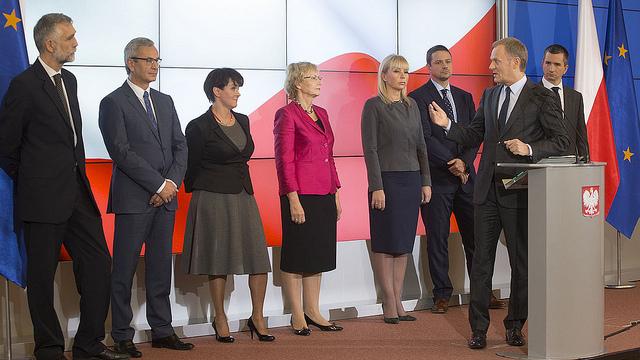 Donald Tusks neuen Minister in Polen, Foto: M. Smiarowski/KPRM; CC BY-NC-ND 2.0