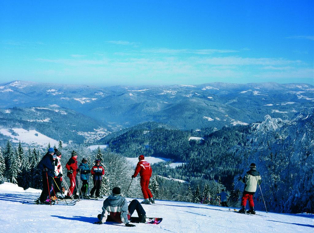 Wintersport in Polen, Foto: Polnisches Fremdenverkehrsamt